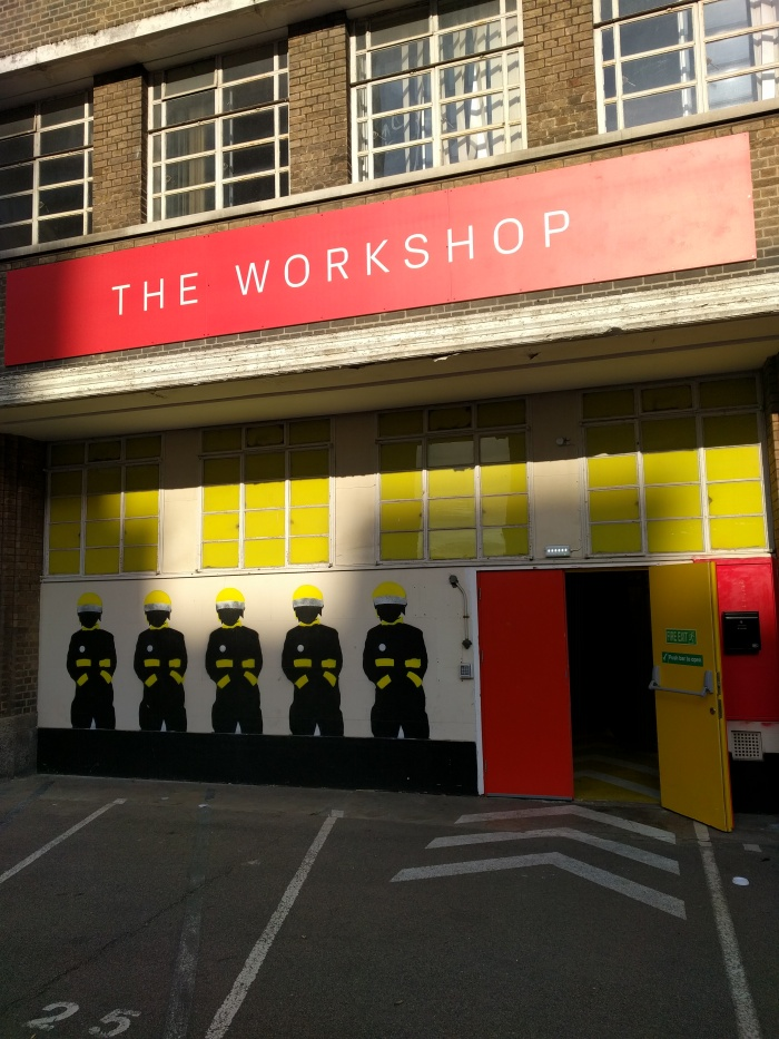 workshop outside